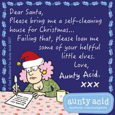 Aunty Acid for 12/17/2017
