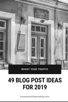 49 great ideas for your next blog post! Find out how to write more engaging posts and get loads of inspiration for your next content. Write posts that all your audience love! For lifestyle, travel, style, fashion, beauty, food and blogging bloggers! Grow your blog traffic with this free list of 49 blog post ideas. Style Fashion, Fashion Beauty, Online Entrepreneur, Blogging For Beginners, European Travel, Travel Style, Kisses, How To Start A Blog, Digital Marketing