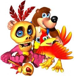 Rumor: Is Banjo-Kazooie returning for a new adventure on the Xbox One? - on GameSkinny.com