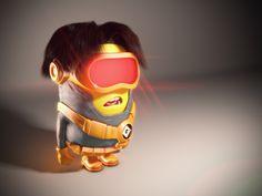 Cyclops minion (Rodrigo Ortega)