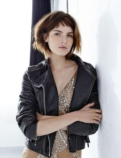 Top 25 Short Shag Haircuts of 2019 - Style My Hairs Curly Hair With Bangs, Short Hair With Bangs, Curly Hair Cuts, Short Hair Cuts, Curly Hair Styles, Hair Bangs, Short Shag Hairstyles, Girls Short Haircuts, Hairstyles With Bangs
