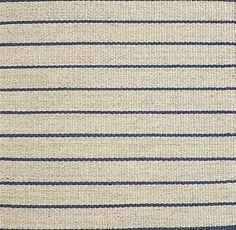 alfombra moderna a rayas de sisal CARSON STRIPE Merida Meridian