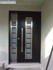 resultado de imagen de puertas modernas entrada hierro