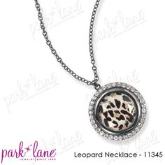"""Leopard Necklace"""