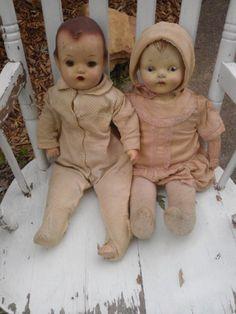 Vintage Dollies, Vintage Dolls   , Dolls Antique, Antique Baby, Vintage Antique, Dolls 45, Old Dolls, Doll S, Dolls Baby