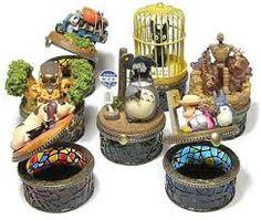 Image result for studio ghibli toys