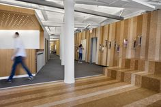 Design Details: How To Inject Unconventional Fun Into Workplace Design - Explore, Collect and Source architecture