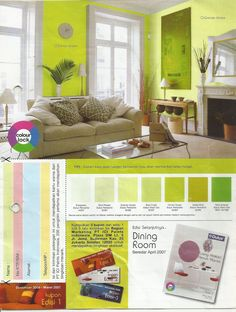Dulux Sealami Hijau 1 Paint