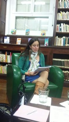 #PrimaveradeLecturas Martes 04/10: Voces femeninas Con: Gilda Manso, Macarena Moraña y Gabriela Luzzi