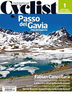 Cyclist Magazine Italia, Anno 1, Numero 01, Marzo 2016 - www.cyclistmagazine.it