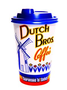 dutch bros coffe...give me this daily..I will be happy