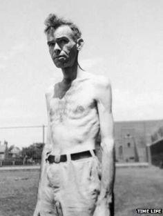 A participant of the Minnesota experiment