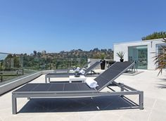 grand view drive | hollywood hills ca | whipple russell architects rooftop needs outdoor kitchen area