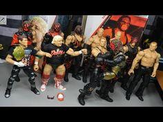 WWE ELITE 63 DUSTY RHODES & KANE FIGURE REVIEW! - YouTube Kane Wwe, Dusty Rhodes, Wwe Action Figures, Wwe Elite, Backdrops, Youtube, Backgrounds, Youtubers, Youtube Movies