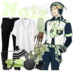 [DRAMAtical Murder] Noiz, created by animangacouture on Polyvore