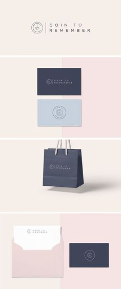 Coin to Remember - Jewlery Branding Design. graphic design, branding, logo design, feminine design, web design, blog design, #graphicdesign, #designinspiration, #branding, #logodesign #brandingidentity