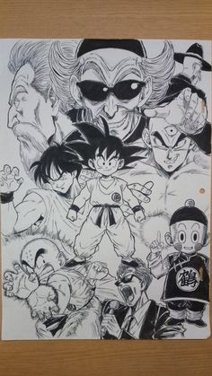 Masaki Sato - Dragon Ball