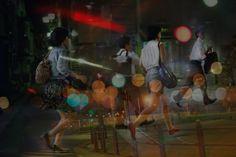 Enomoto - Las fotografías de doble exposición de este taxista japonés …