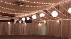 CindyRella Weddings - Lighted False Ceilings