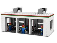 Lego Sorting, Fire Emblem Awakening, City Car, Lego Projects, Lego Building, Lego City, Power Rangers, Legos, Cool Toys