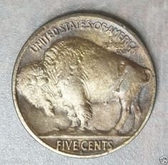 1913 s Buffalo Nickel XF Type 2 Full Horn O 306 | eBay