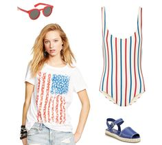Fash365: Hurray For The Red, White and You!