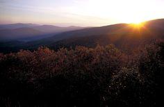 Shenandoah National Park; VA  (Part of our 25th Anniversary Trip.  CH)