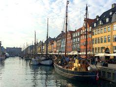 'Nyhavn | Kopenhagen' von Dirk h. Wendt bei artflakes.com als Poster oder Kunstdruck $18.03