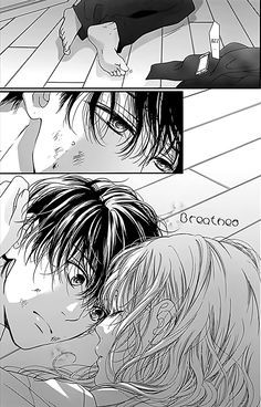 Read manga Boku ni Hana no Melancholy Vol.001 Ch.005 online in high quality