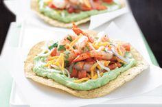 Ceviche Tostadas recipe