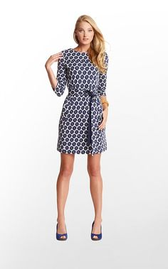 Jonah Dress in Unbuttoned $168 (w/o 9/22/12) #lillypulitzer #fashion #style