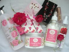 I Love: Roses http://www.mybeautykiss.ro/ILove_Roses.php