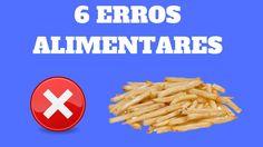 6 Erros Alimentares Impedem Você de Ganhar Massa Muscular