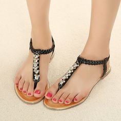 Cool 100+ Perfect Summer Flat Shoes for Women