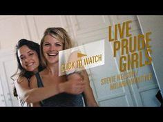 ▶ Interview: Live Prude Girls (Stevie Nelson & Milana Vayntrub) [ UNCUT ]   Stated Magazine - YouTube
