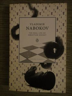 The Real Life of Sebastian Knight by Vladimir Nabokov. Full review here: http://imranlorgat.com/2014/06/07/the-real-life-of-sebastian-knight-by-vladimir-nabokov-book-thoughts/