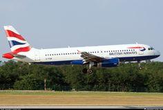 G-TTOB British Airways Airbus A320-232