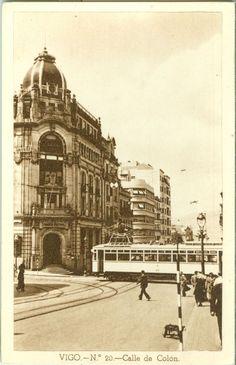 Rúa de Colón