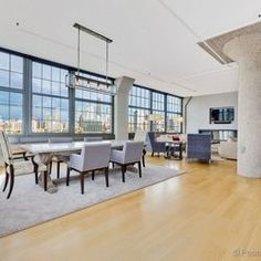 Incredible industrial loft offers equally incredible skyline views - Curbed Chicago