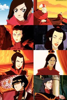 """""""Man may have discovered fire, but women discovered how to play with it. Avatar Airbender, Avatar Aang, Avatar Legend Of Aang, Legend Of Korra, Avatar Cartoon, Cartoon Tv, Foster Home For Imaginary Friends, Captain America Cosplay, Avatar World"""