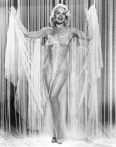 Carroll Baker ジーン・ハーロウ、女優、プレーボーイ