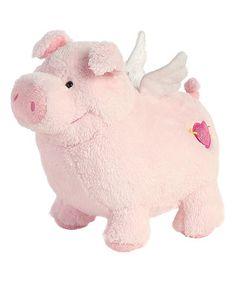 Pastel Pink Pigasus Plush