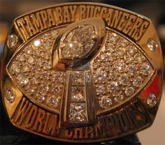 Tampa Bay Buccaneers 2002 Super Bowl Ring. Trap Music | Trap Music Definition http://www.slaughdaradio.com