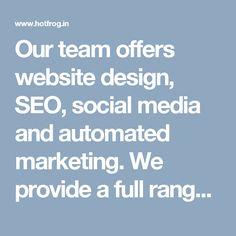 Online Marketing, Digital Marketing, Responsive Web Design, Web Design Services, Best Web Design, Web Development Company, Ecommerce, Seo, Social Media
