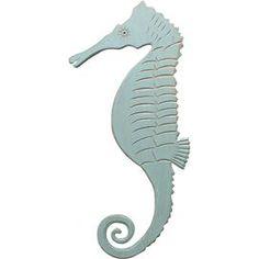 Sasha Seahorse Decor