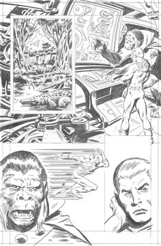 FLASH SAMPLES page 1 by ~benitogallego on deviantART