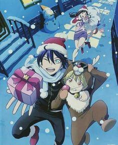 Noragami ❤ Christmas 🎄