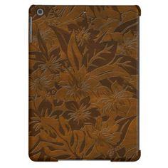 Anini Beach Faux Wood Hawaiian iPad Air cases iPad Air Cover