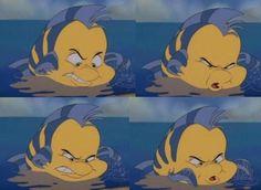 Frustrated Flounder