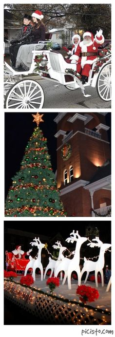6 Cant-Miss Tree Lighting Ceremonies in #Georgia
